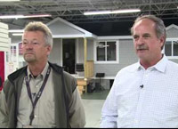 Mark Gieseke & Brad Fry - Tri-County Insulation and Acoustical Contractors
