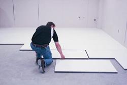 basement insulation company insulating the basement