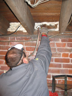 basement air sealing air seal your basement to stop air leakage