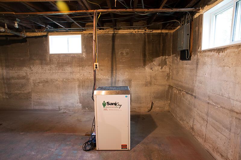 Basement Insulation in Brookfield, CT