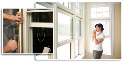 New Windows and doors can help you save energy.