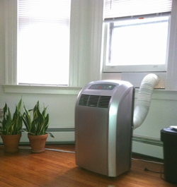 Portable Air Conditioners: Window-Mounted & Freestanding ...