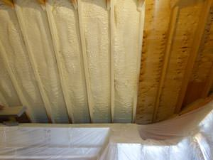 Spray Foam Insulation Installed In [city 4]