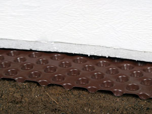 crawl space floor insulation